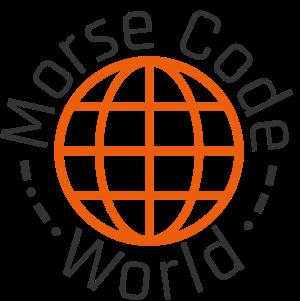 Morse Code World logo